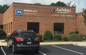 Audiology Greenville Location