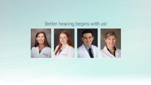 Audiology Team Photo