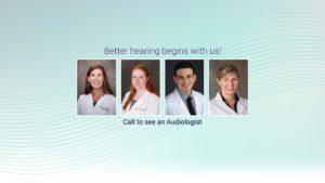Audiology Team Photo