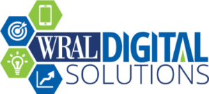 WRAL Digital Solutions Logo