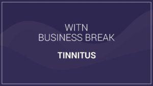 WITN Business Breaks Tinnitus Video