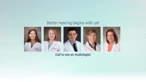 Audiology Team Image