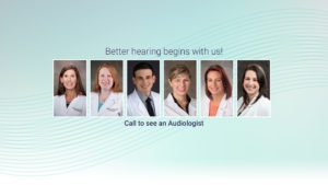 Audiology Team Image