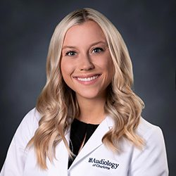 Audiology Dr. Courtney Palmiere