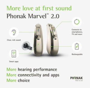 Audiology Phonak Hearing Aid
